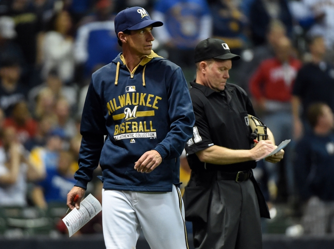 Brewers vs. Dodgers - 5/5/15 MLB Pick, Odds, and Prediction