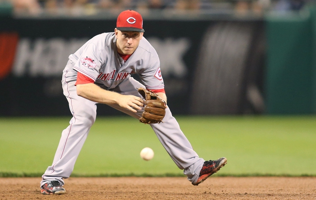 Pirates vs. Reds - 5/6/15 MLB Pick, Odds, and Prediction