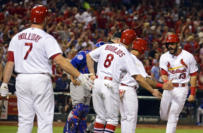 Cardinals vs. Cubs - 5/6/15 MLB Pick, Odds, and Prediction