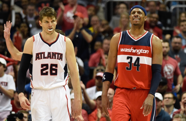 Hawks at Wizards - 5/9/15 NBA Pick, Odds, and Prediction