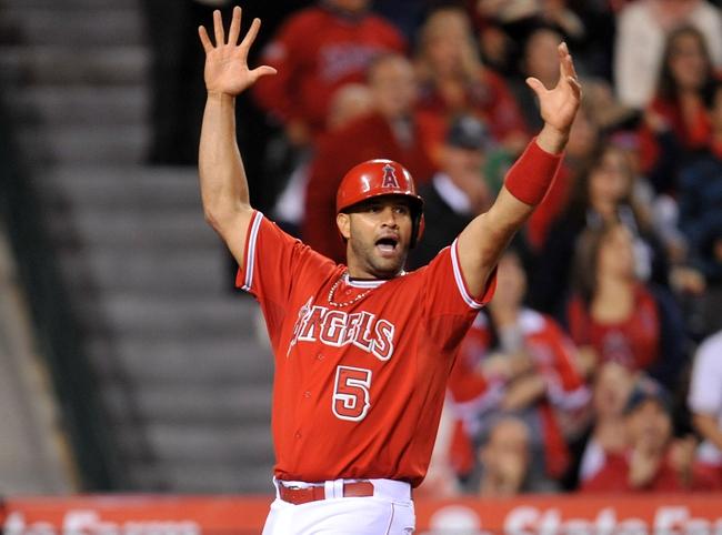 Angels vs. Mariners - 5/6/15 MLB Pick, Odds, and Prediction