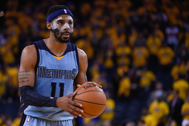 Memphis Grizzlies vs. Golden State Warriors - 5/9/15 NBA Pick, Odds, and Prediction