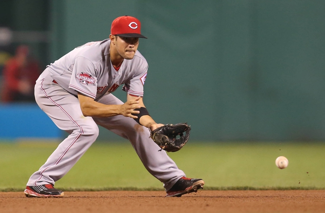 Pittsburgh Pirates vs. Cincinnati Reds - 5/7/15 MLB Pick, Odds, and Prediction