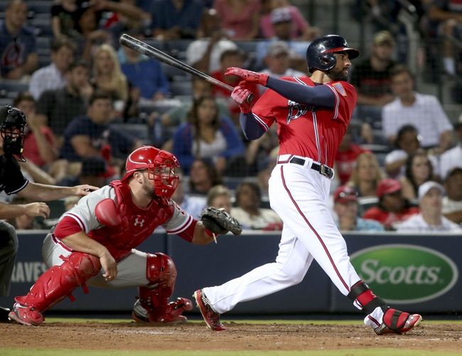 Braves vs. Phillies - 7/3/15 MLB Pick, Odds, and Prediction