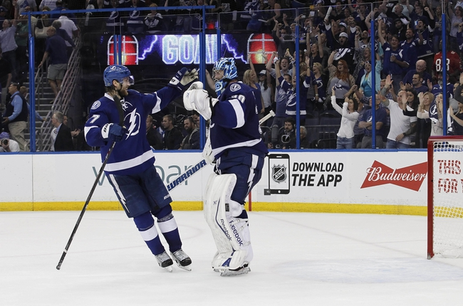 Tampa Bay Lightning vs. Montreal Canadiens - 5/7/15 NHL Pick, Odds, and Prediction