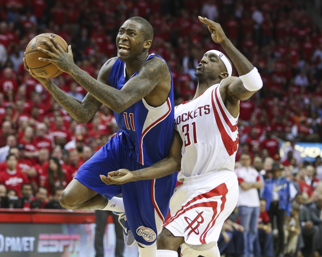 Los Angeles Clippers vs. Houston Rockets - 5/8/15 NBA Pick, Odds, and Prediction