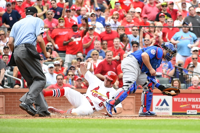 St. Louis Cardinals vs. Chicago Cubs - 6/26/15 MLB Pick, Odds, and Prediction
