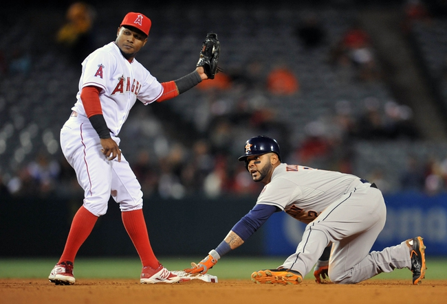 Angels vs. Astros - 5/8/15 MLB Pick, Odds, and Prediction