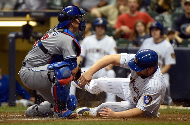 Milwaukee Brewers vs. Chicago Cubs - 5/10/15 MLB Pick, Odds, and Prediction