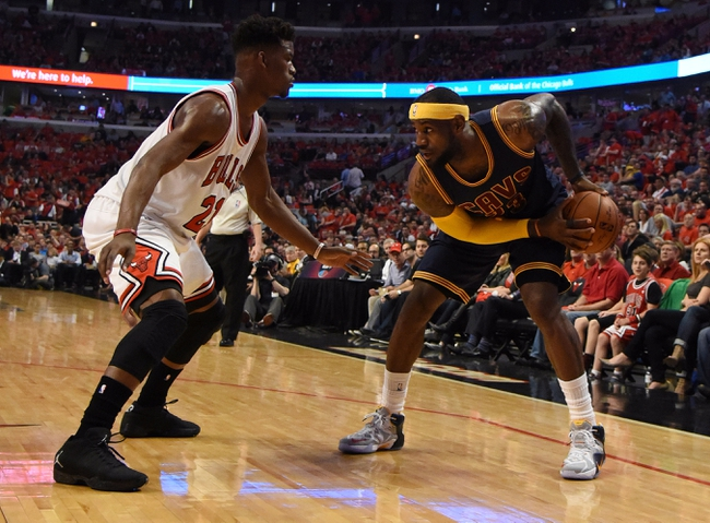 Chicago Bulls vs. Cleveland Cavaliers - 5/10/15 NBA Pick, Odds, and Prediction