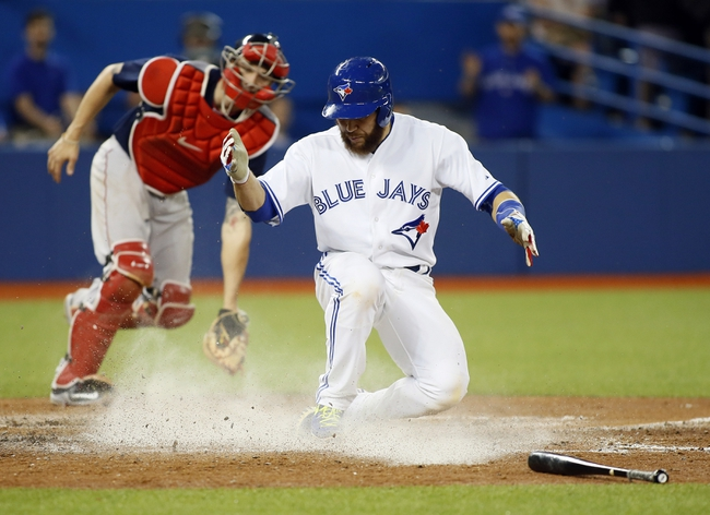Toronto Blue Jays vs. Boston Red Sox - 5/9/15 MLB Pick, Odds, and Prediction