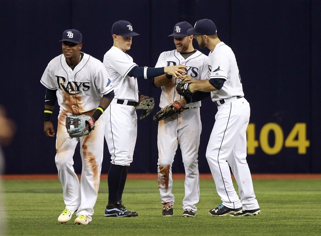 Rays vs. Rangers - 5/10/15 MLB Pick, Odds, and Prediction