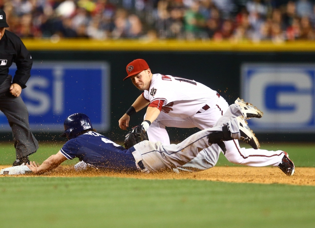 Diamondbacks vs. Padres - 5/10/15 MLB Pick, Odds, and Prediction