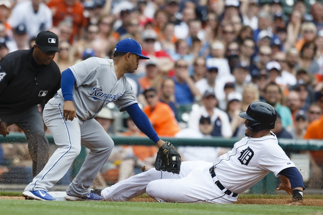 Royals at Tigers - 5/10/15 MLB Pick, Odds, and Prediction
