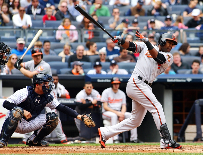 Yankees vs. Orioles - 5/10/15 MLB Pick, Odds, and Prediction