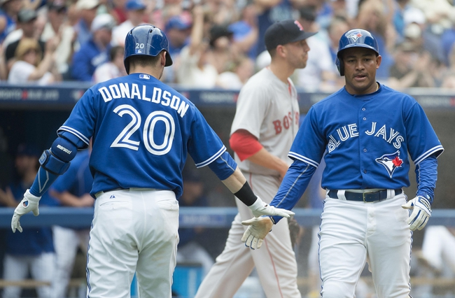 Blue Jays vs. Red Sox - 5/10/15 MLB Pick, Odds, and Prediction