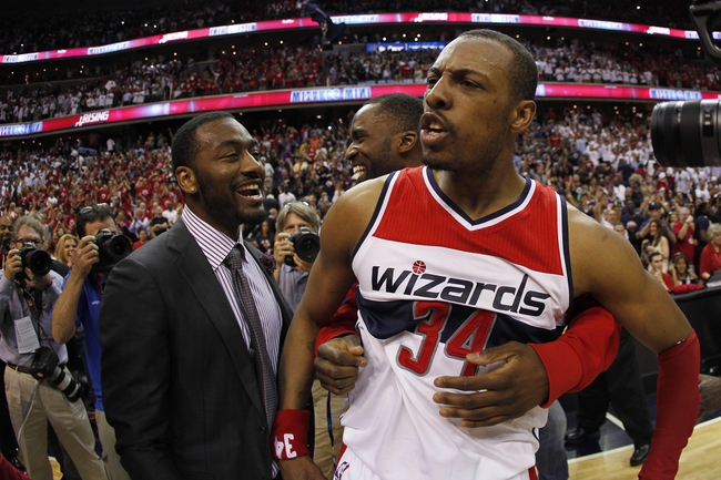 Washington Wizards vs. Atlanta Hawks - 5/11/15 NBA Pick, Odds, and Prediction