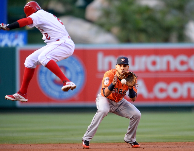 Angels vs. Astros - 5/10/15 MLB Pick, Odds, and Prediction