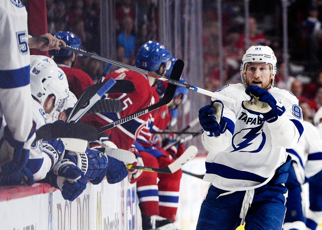 Montreal Canadiens at Tampa Bay Lightning - 5/12/15 NHL Pick, Odds, and Prediction