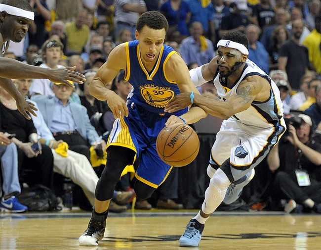 Memphis Grizzlies vs. Golden State Warriors - 5/11/15 NBA Pick, Odds, and Prediction