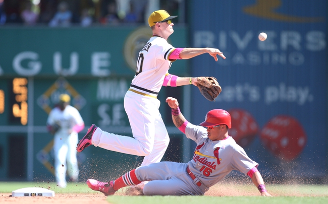 Pittsburgh Pirates vs. St. Louis Cardinals - 7/9/15 MLB Pick, Odds, and Prediction
