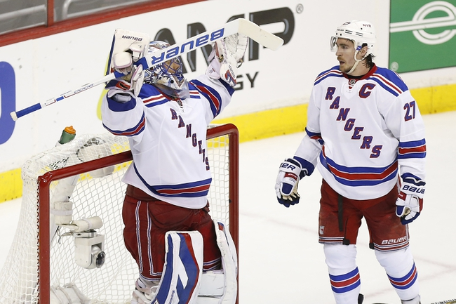 New York Rangers vs. Washington Capitals - 5/13/15 NHL Pick, Odds, and Prediction