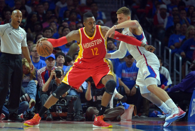 Clippers at Rockets - 5/12/15 NBA Pick, Odds, and Prediction