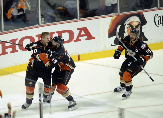 Anaheim Ducks vs. Calgary Flames - 11/24/15 NHL Pick, Odds, and Prediction