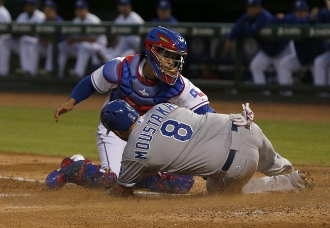 Rangers vs. Royals - 5/12/15 MLB Pick, Odds, and Prediction