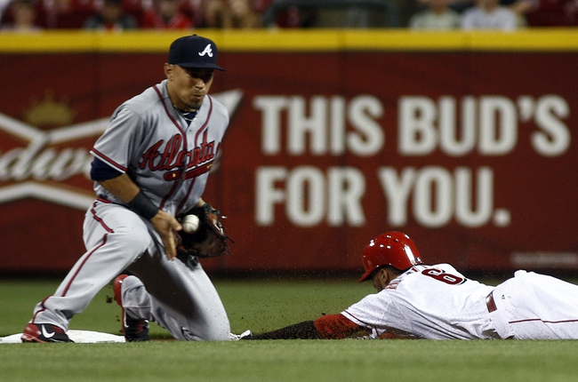 Reds vs. Braves - 5/12/15 MLB Pick, Odds, and Prediction