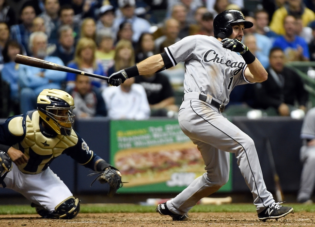 Brewers vs. White Sox - 5/13/15 MLB Pick, Odds, and Prediction