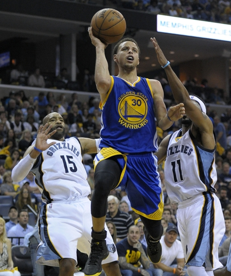 Golden State Warriors vs. Memphis Grizzlies - 5/13/15 NBA Pick, Odds, and Prediction
