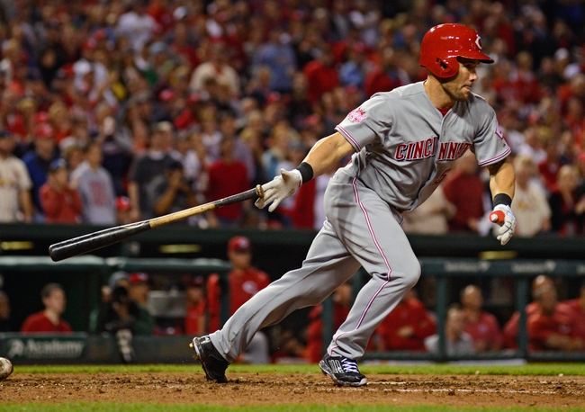 St. Louis Cardinals vs. Cincinnati Reds - 7/27/15 MLB Pick, Odds, and Prediction