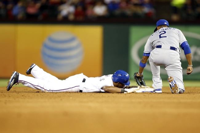 Rangers vs. Royals - 5/13/15 MLB Pick, Odds, and Prediction