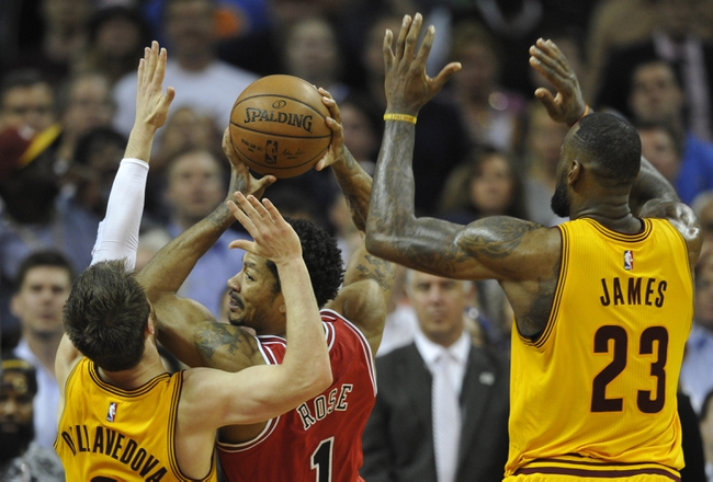 Cavaliers at Bulls - 5/14/15 NBA Pick, Odds, and Prediction