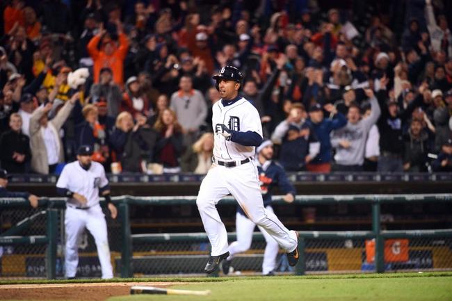 Detroit Tigers vs. Minnesota Twins - 5/13/15 MLB Pick, Odds, and Prediction