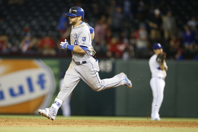 Texas Rangers vs. Kansas City Royals - 5/14/15 MLB Pick, Odds, and Prediction