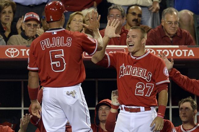 Angels vs. Rockies - 5/13/15 MLB Pick, Odds, and Prediction