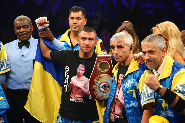 Vasyl Lomachenko vs. Nicholas Walters Boxing Preview, Pick, Odds, Prediction - 11/26/16