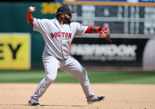 Boston Red Sox vs. Oakland Athletics - 6/5/15 MLB Pick, Odds, and Prediction