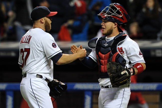 Cleveland Indians vs. St. Louis Cardinals - 5/14/15 MLB Pick, Odds, and Prediction