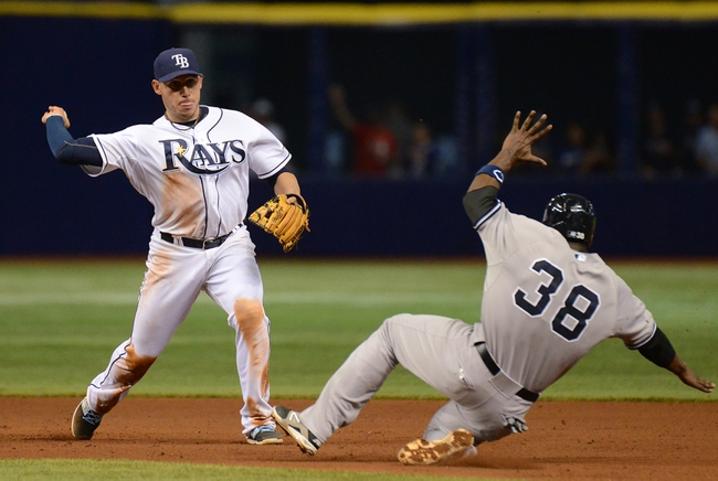 Rays vs. Yankees - 5/14/15 MLB Pick, Odds, and Prediction