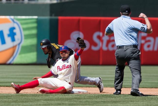 Pirates vs. Phillies - 6/12/15 MLB Pick, Odds, and Prediction