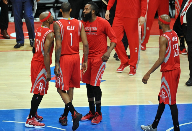 Clippers at Rockets - 5/17/15 NBA Pick, Odds, and Prediction