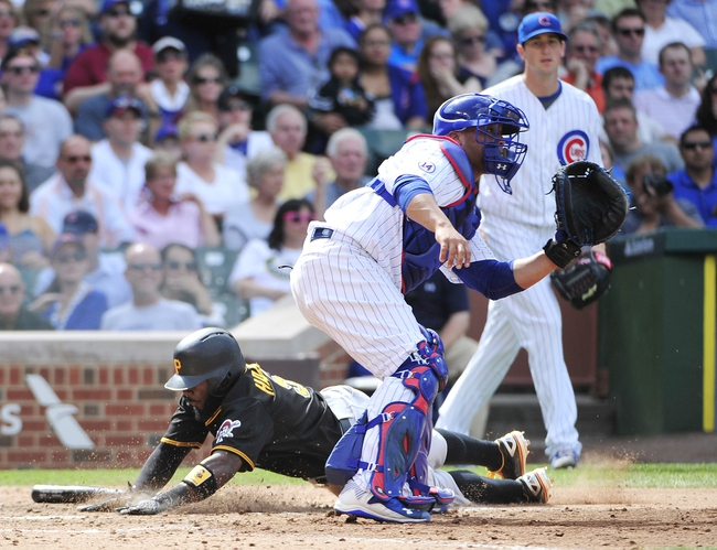 Chicago Cubs vs. Pittsburgh Pirates - 5/16/15 MLB Pick, Odds, and Prediction