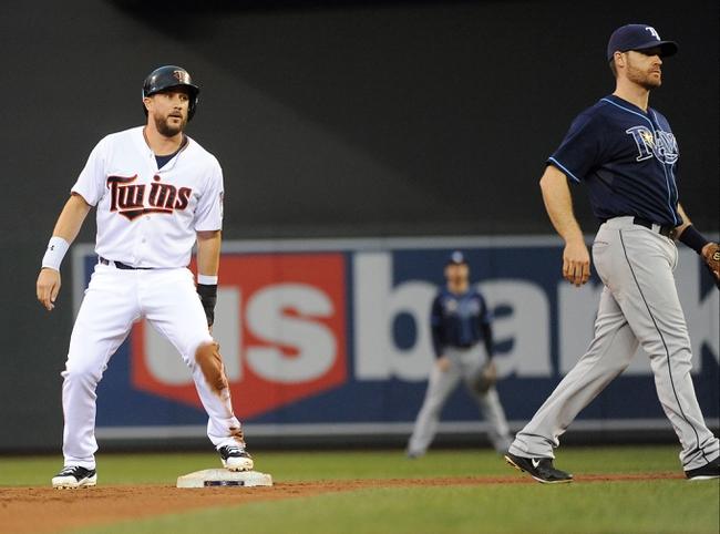 Twins vs. Rays - 5/16/15 MLB Pick, Odds, and Prediction