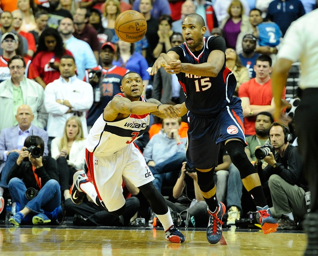 Atlanta Hawks vs. Washington Wizards - 11/7/15 NBA Pick, Odds, and Prediction