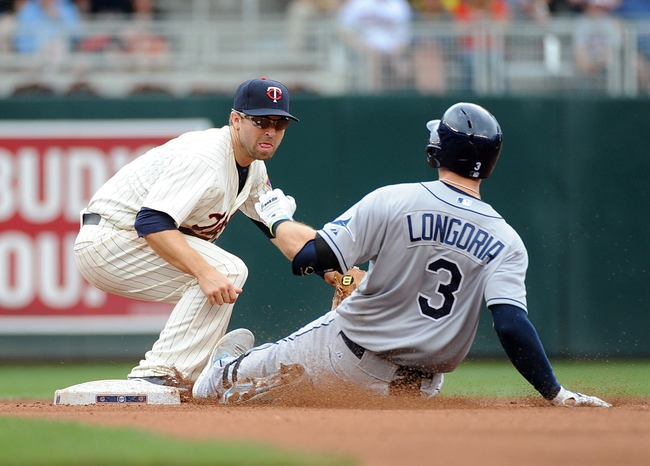 Twins vs. Rays - 5/17/15 MLB Pick, Odds, and Prediction