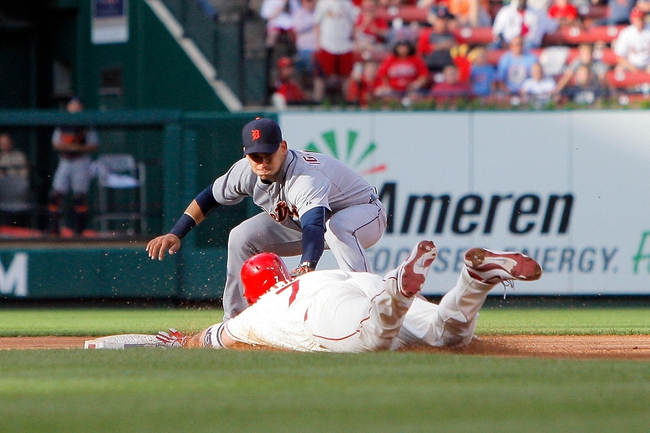 St. Louis Cardinals vs. Detroit Tigers - 5/17/15 MLB Pick, Odds, and Prediction