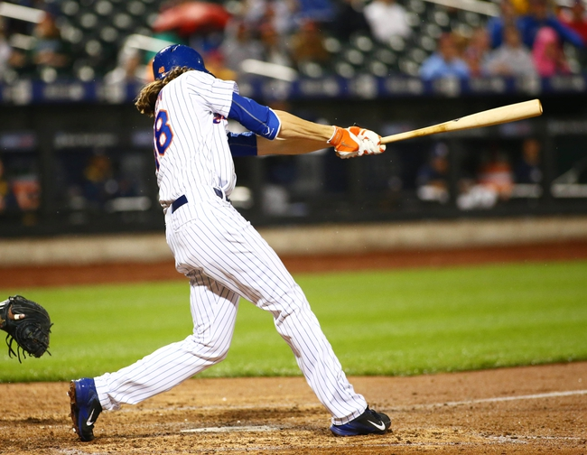 Mets vs. Brewers - 5/17/15 MLB Pick, Odds, and Prediction